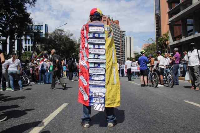 Fracasan en todo el país convocatorias de Guaidó a marchar: pocos asistieron 90667110