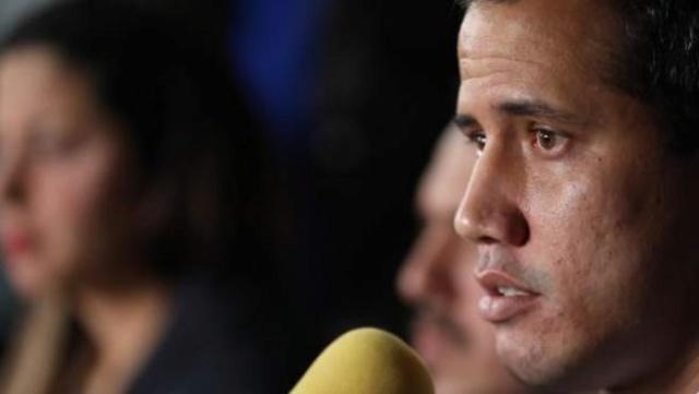 Fracasado, Corrupto, Guaidó
