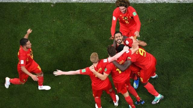 Bélgica vence a Japón en el último segundo del partido y clasifica a cuartos de final en Rusia 2018 99003510