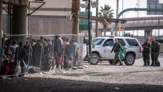 Muere en Texas otro migrante salvadoreño bajo custodia de EEUU