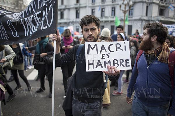 Desempleo en Argentina, Mauricio Macri