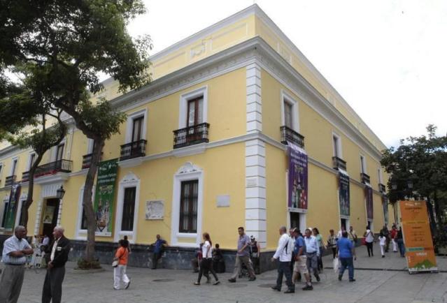 Cancillería Venezuela