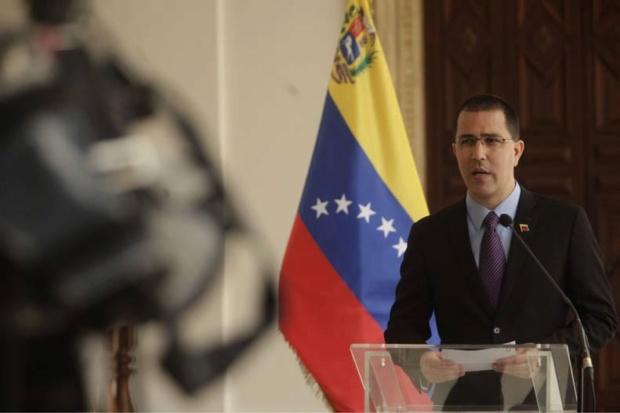 Venezuela rechaza enérgicamente declaraciones injerencitas de países al servicio de EEUU _mg_7010