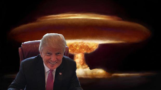 El anticristo, Donald Trump