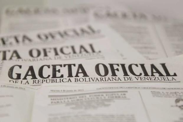Publican en Gaceta Oficial normas que rigen el proceso de reconversión monetaria Aceta_10