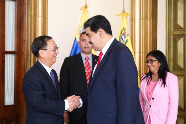 Venezuela y China profundizan cooperación