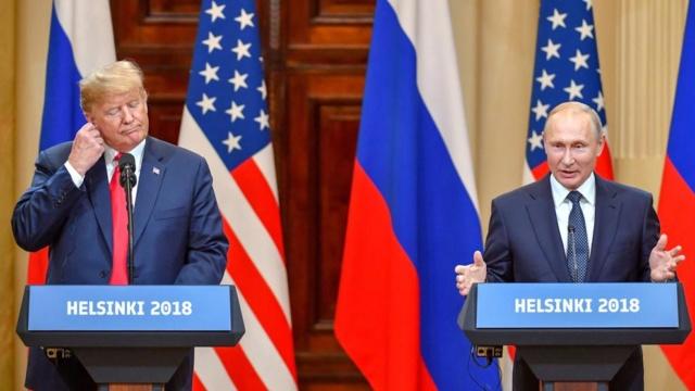 """Las claves de la reunión entre Putin y Trump: """"Comienzo de un largo proceso"""" Afp_1711"""