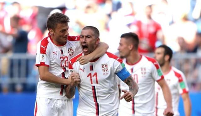 Serbia vence por la mínima a Costa Rica en Rusia 2018 Aleksa10