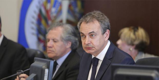 Rodríguez Zapatero, Luis Almagro