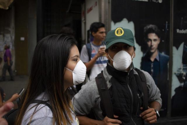 Coronavirus en Caracas