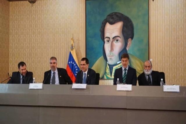 Venezuela fortaleció relaciones bilaterales con Europa, África y Oriente Medio