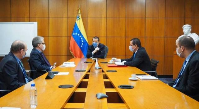 Venezuela y la ONU afinan plan especial conjunto para combatir pandemia