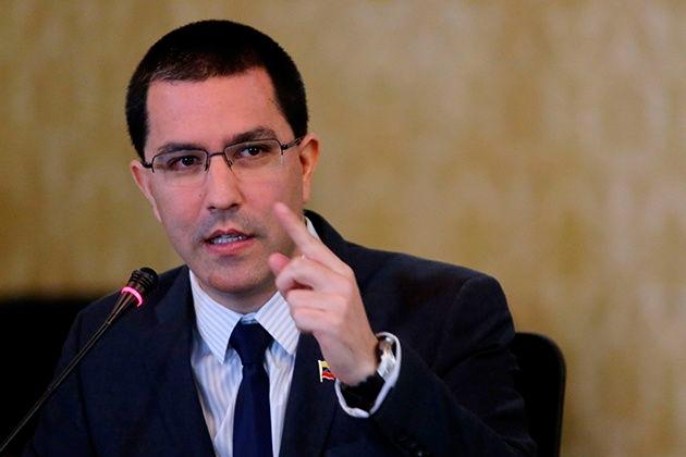 """Canciller Arreaza: """"Ataques de ejes imperiales a Nicaragua y Venezuela son signos de desesperación"""" Arreza10"""