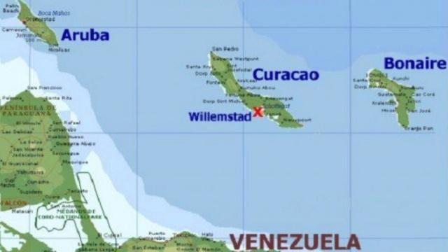 Frontera marítima Venezuela