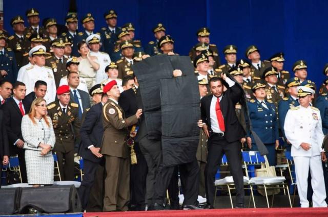 Razones del intento de magnicidio contra Maduro responden a intereses económicos extranjeros Atenta10