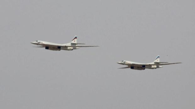 Tu-160 rusos a Venezuela