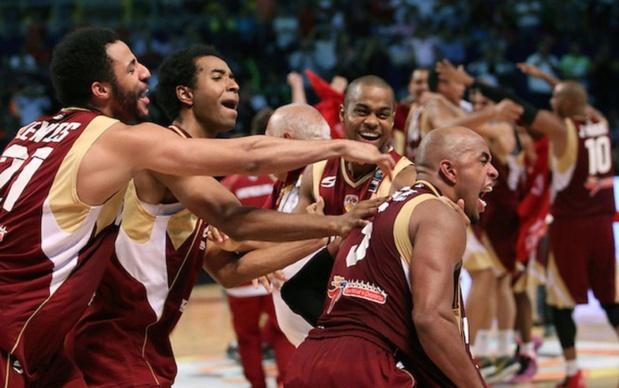 Venezuela FIBA Basket