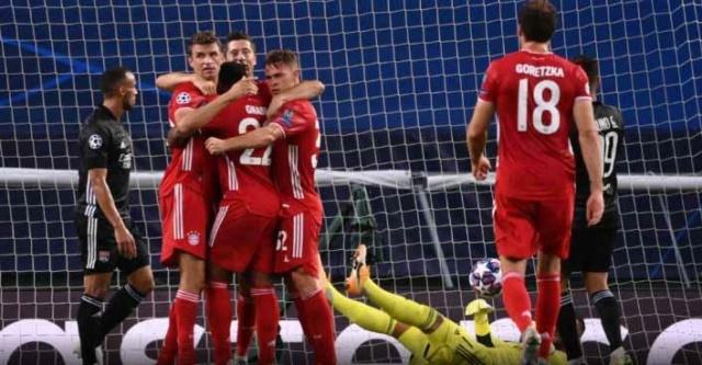 Bayern de Múnich vence al Lyon