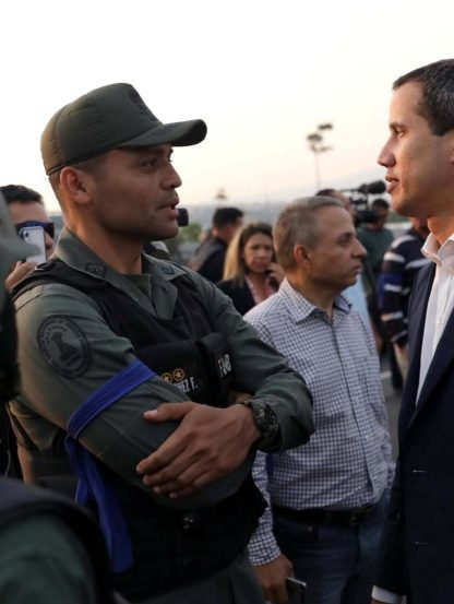 Este es el militar desertor adscrito a la Asamblea Nacional que lideró fracasado alzamiento en Venezuela Bd289610