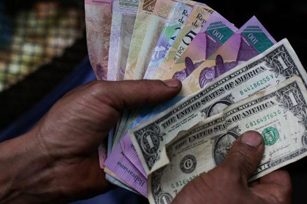Salario mínimo mensual de Venezuela