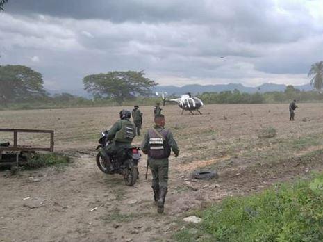 Sanguinaria banda delictiva asesinó a GNB por venganza y a dos policías tras enfrentamiento en el Estado Trujillo Buscan12