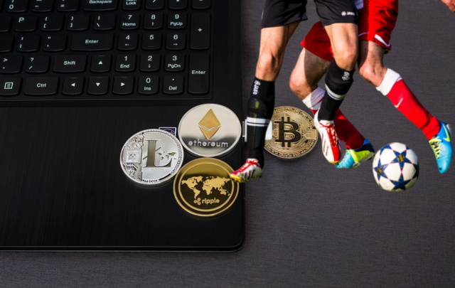 Apuestas en internet con criptomonedas