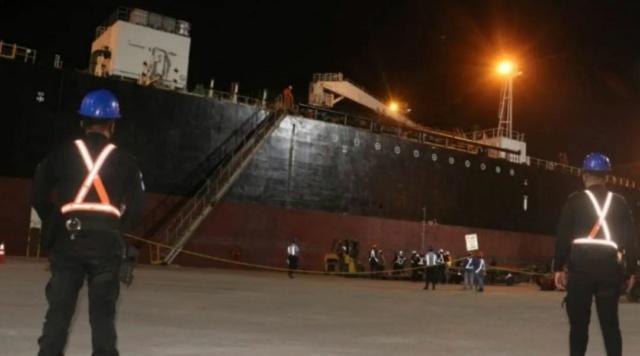 Barco con cocaina colombiana detenido en Guatemala