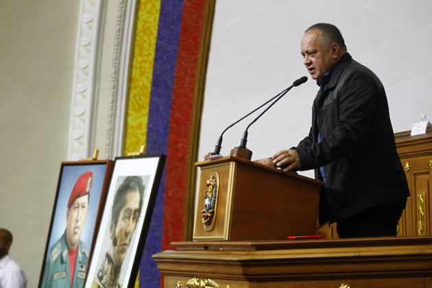 Diosdado Cabello: la oposición está inhabilitada moralmente par gobernar este país Cabell13