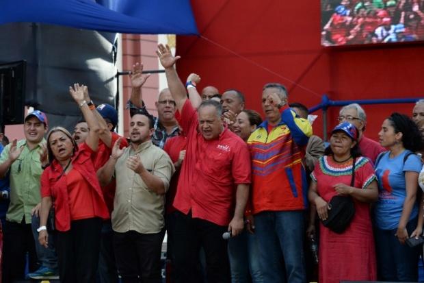 Diosdado Cabello: Arranca el contraataque económico para derrotar al capitalismo Cabell17