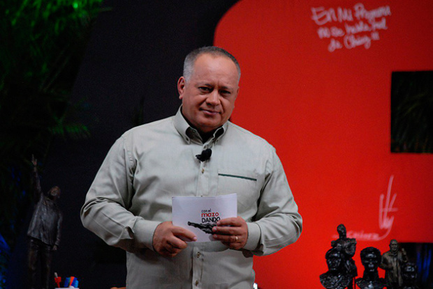 Cabello denunció que existe una campaña en contra de venezolanos en el extranjero Cabell18