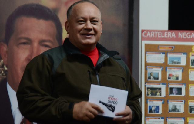 Diosdado Cabello, Con El Mazo Dando