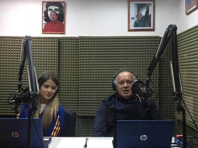 Diosdado Cabello, Daniela Cabello