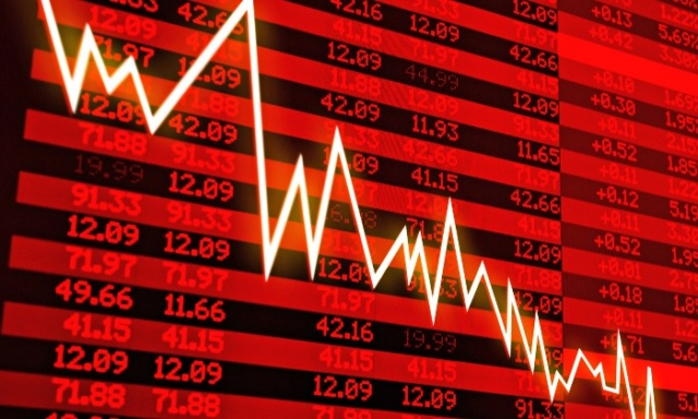 Se derrumba la bolsa de Argentina: cae casi un 10 % y se dispara el riesgo país Caida-10