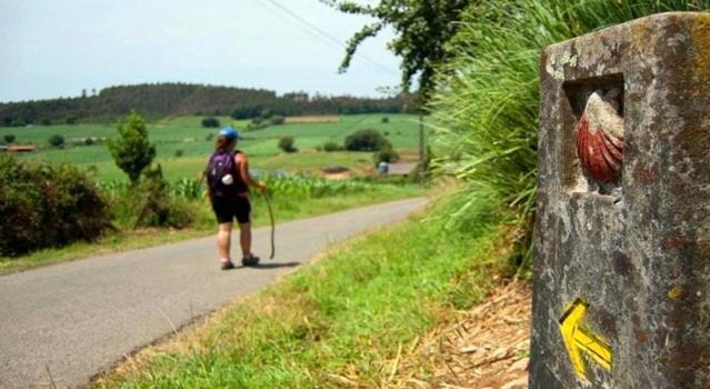 Ruta de peregrinación El Camino de Santiago