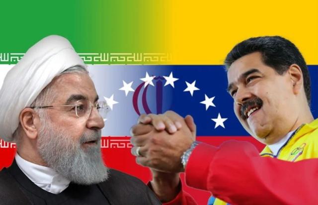 Irán, Venezuela