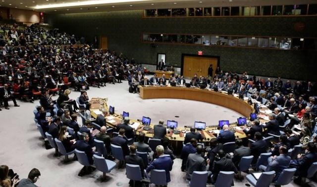 Consejo de Seguridad de Naciones Unidas (ONU)