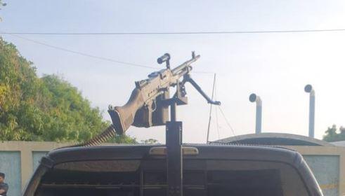 Enfrentamiento entre mercenarios y funcionarios en Macuto