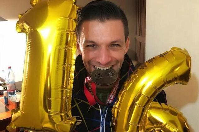 Venezolano Antonio Díaz hace historia al colgarse su decimosexto oro panamericano Captur10