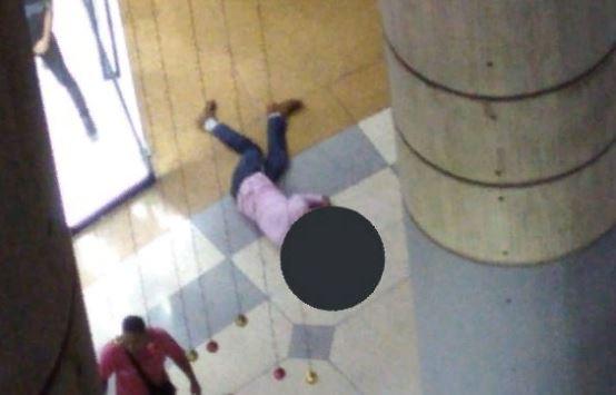 Suicidio en el Sambil