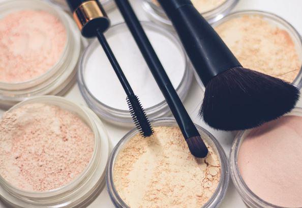 Artículos de belleza, maquillaje