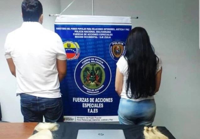 Aida Merlano fue capturada en Maracaibo