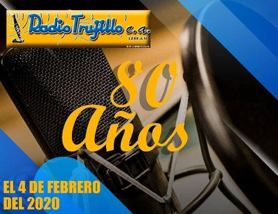 La emblemática e histórica Radio Trujillo 1280 AM cumple 80 años de transmisiones Captur46