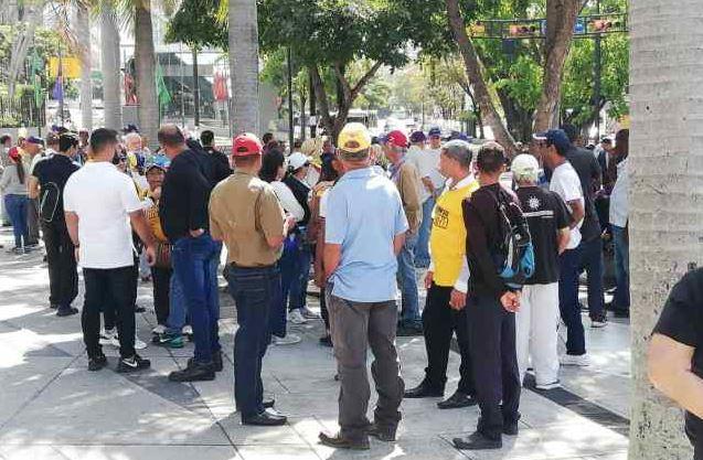 Fracasan en todo el país convocatorias de Guaidó a marchar: pocos asistieron Captur73