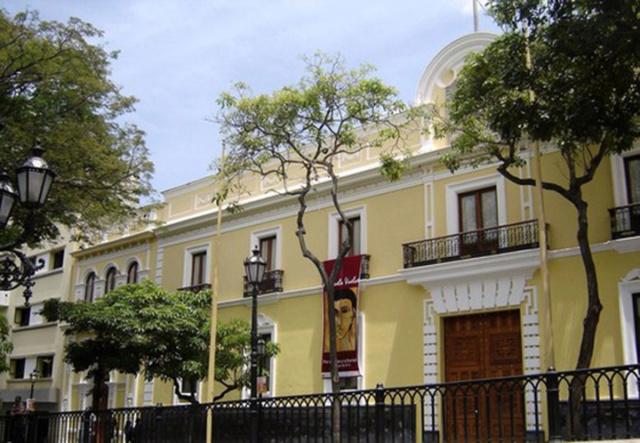 Sede Cancillería Venezuela