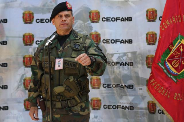 General Ceballos