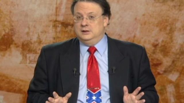 periodista español César Vidal