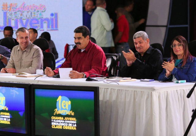 Maduro sobre toma de mercados: presos están un grupo de mafiosos, especuladores y capitalistas Chamba10
