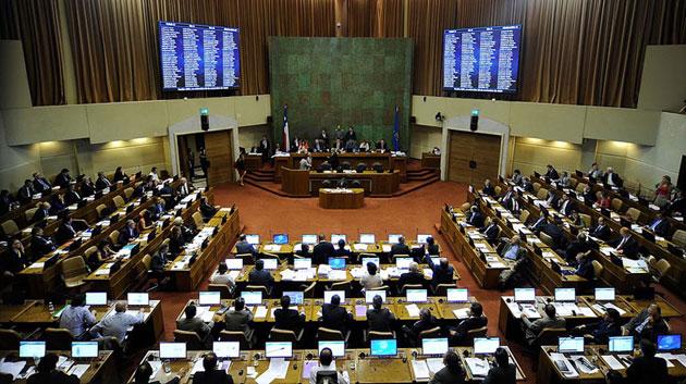 Diputados chilenos rechazaron amenaza militar de EEUU contra Venezuela Chile-11