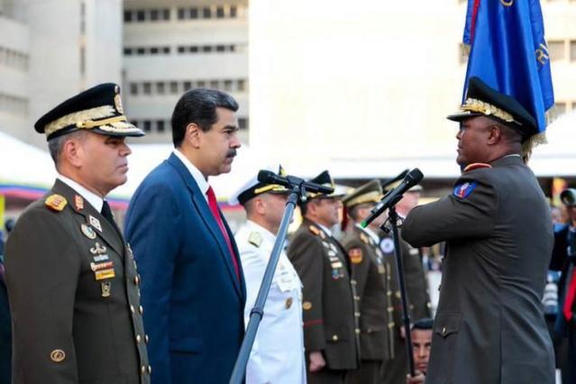 Presidente Maduro designó a Jesús Suárez Chourio como jefe del Estado Mayor Conjunto de la FANB