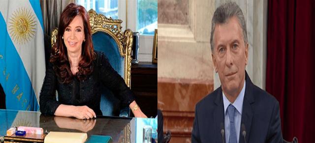 Cristina Fernández amplía su ventaja sobre Macri a un mes de las primarias en Argentina